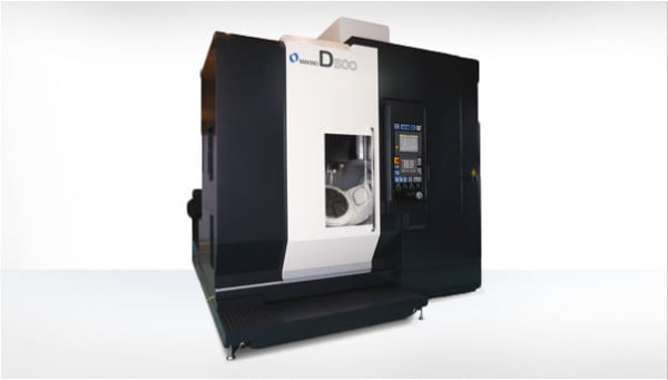 Makino D500 5 Axis Vertical Machining Center